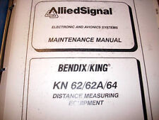 King KN 62, KN-62A and KN 64 DME Service manual