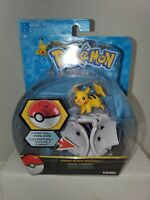 TOMY Throw N' Pop Pokemon Pikachu and Pokeball