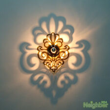 New Modern Projective Shadow 5d LED Wall Lamp wall Light Ceiling light Lighting