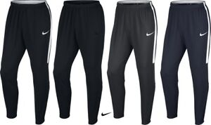 Mens Nike Dry Football Pants Academy Tracksuit Bottoms Training Running Sport
