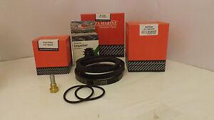 Beta Marine 43,50 & 60 (Super 3 Series) Genuine Service Kit & Standard V Belt