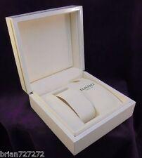 c.1990s RADO Limited Edition Premium Grade Watch Box~Flawless! Heavy Build!
