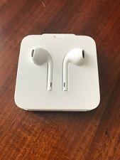 Apple IPhone IPod IPad Lightning Connector Wired Earpods, Earphones Unused OEM