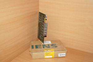 Siemens Fire&Security MAP88-3 EMV S24213-A515-A4-07 ES03 BCR7