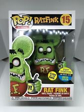 Funko Icon- Rat Fint (Gitd) #15 - 2019 Sdcc Shared Toy Tokyo Exclusive Brand New