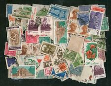 INDIA : MIXTURE OF 250+ DEF. PICTORIAL STAMPS, FU.# 1