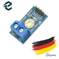 Spannungssensor Spannung Strom messen Sensor Stromsensor Arduino Raspberry Pi