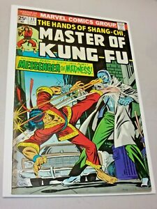Shang-Chi Master of Kung Fu #33 1st Appearance of Leiko Wu Marvel MCU