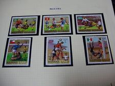 Birds Middle Eastern Stamps