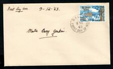Ceylon - 1963 National Conservation Week First Day Cover