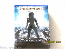 UNDERWORLD collection cofanetto blu ray 4 film