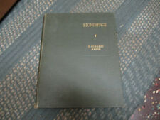 The Stones of Stonehenge: Full Description of Structure by Stone 1924 hardback