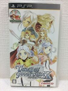 Sony PSP Tales of Phantasia Narikiri Dungeon X Role Playing
