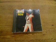 CD Elvis Presley   Elvis Now   German Club Edition  18567-8  RCA