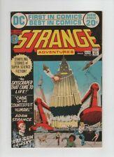 STRANGE ADVENTURES #237 G/VG, Adam Strange, Murphy Anderson cover & art, DC 1972