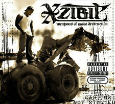 Xzibit - Weapons Of Mass Destruction - New Factory Sealed  CD/DVD