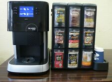 More details for flavia 500 hot drinks machine with merchandiser & cup holder *220 vends*
