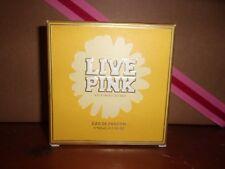 New-Victoria's Secret LIVE Pink Eau De Parfum