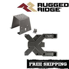 Rugged Ridge Spartacus HeavyDuty Tire Carrier Kit 1997-2006 Jeep Wrangler TJ