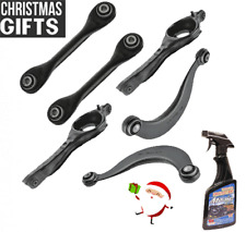 Rear Suspension All 6 Control Arm Arms Upper Lower Set Kit For 00-11 Ford Focus