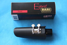 Bari Esprit Tenor Sax Mouthpiece, Ligature & Cap Set, Round Chamber, ESKTSP
