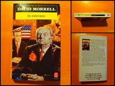 In extremis par David Morrell. Policier Le Livre de Poche