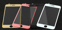 Full Coverage Tempered Glass Screen Protector For iPhone 6 6s Plus 7 8 Plus X