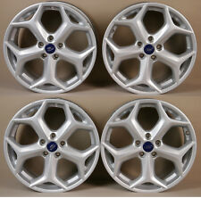 13-14 Ford Focus ST 18x8 Set of Four Rims OEM Genuine Ford Parts # 8JX18 H2