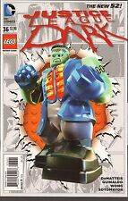 JUSTICE LEAGUE DARK #36 LEGO VARIANT COVER - 2015