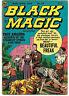 Black Magic # 29 VG Joe Simon Jack Kirby Steve Ditko Prize March 1954