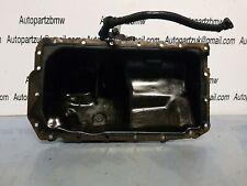 BMW 1 3 E87 E90 E91 PETROL N46B20B ENGINE SUMP OIL PAN + SENSOR OEM #uc4