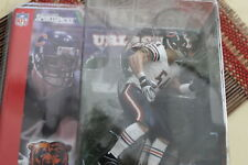 "BRIAN URLACHER, NFL 2, CHASE ""CLEAN"" WHITE JERSEY MCFARLANE, CHICAGO BEARS"