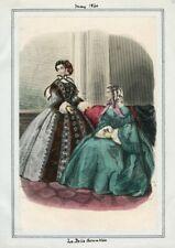 Victorian Attire Civil War Dress Your Size CUSTOM MADE U buy fabric New