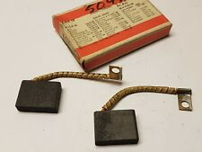 FORD V8 PILOT JAGUAR AUSTIN +++ GB CARS 1937-56 see list DYNAMO BRUSH SET #LAX10