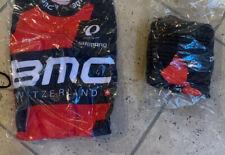 Pearl Izumi Official BMC Cycling Kit Bib Jersey And BMC Bag NEW X-Large