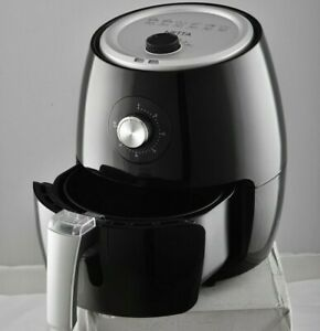 1500W 3.5L Air Fryer With Timer Adjustable Temperature Grade B Used