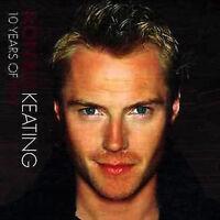 10 Years of Hits by Ronan Keating (CD, Nov-2004, Universal Distribution)