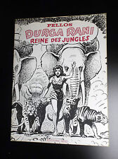 Durga Rani Reine des neiges Vol 2 Pellos Editions Serg 1976