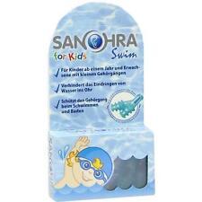 SANOHRA swim f.Kinder Ohrenschutz 2 Stück