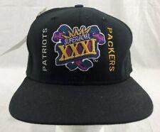 Green Bay Packers Super Bowl XXXI Champions 1996 NFL Snapback Hat Cap Vintage