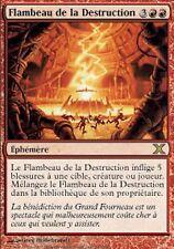 *MRM* FR 4x Flambeau de la Destruction (Beacon of Destruction) MTG 10th edition