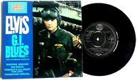 "MINT! Elvis Presley G.I. Blues EP (THE ALTERNATE TAKES) (RCX 1) 45 7"" VINYL"