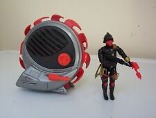 vintage Action Force/G.I.JOE COBRA BUZZ BOAR & IRON GRENADIER figure