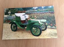 VINTAGE CAR ~ Picture Postcard ~ 1903 De Dion Bouton (Salmon Series)