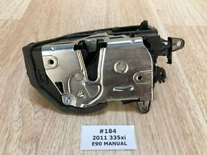 ✅ 06-13 OEM BMW E90 E92 328 335 330 REAR LEFT Driver Door Lock Latch Actuator