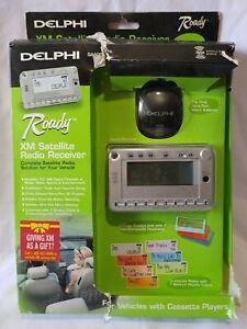 Delphi SA10035 Roady XM Satellite Radio Received SEALED