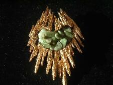 """BEAUTIFUL VINTAGE """"EXQUISITE"""" 70's STYLE BROOCH"""