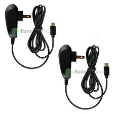 2X USB Type C Wall Charger for Android Phone Motorola Moto Z /Z Force/Play Droid
