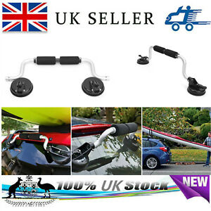 Kayak Roller Canoes Surfboard Load Assist Car Roof Rack Carrier Suction Cup