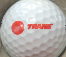(1) TRANE HEATING AND AIR CONDITIONING LOGO GOLF BALL